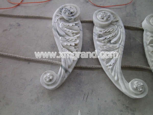 White Marble Carvings (2)