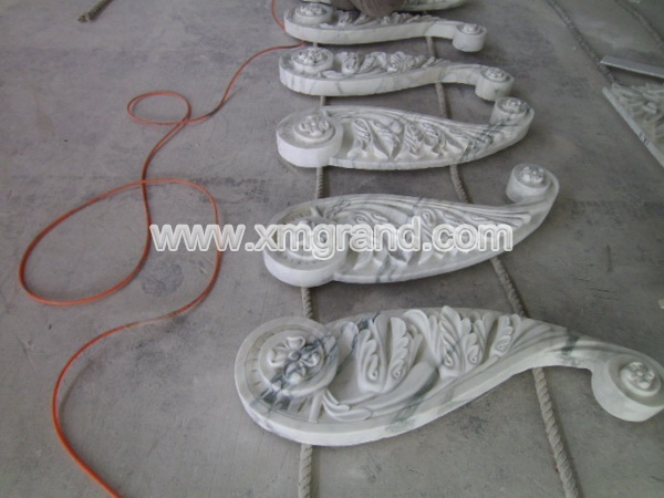 White Marble Carvings (3)