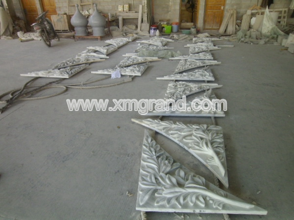White Marble Carvings (8)