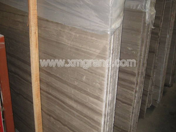Athen wood marble slab (4)